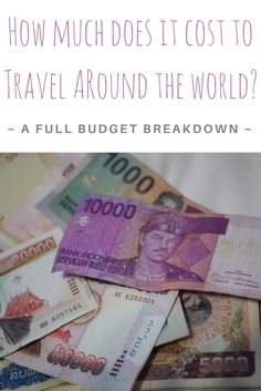 The single most frequently asked question I get about my travels concerns the cost of budgeting for a solo round the world trip. While understanding how I pay for it all tops the list of …