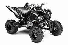 Happy Friday, Happy Black Friday. Yamaha Raptor 700 SE.