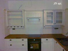 Zakázkové truhlářství HP styl - Fotoalbum - KUCHYNĚ - stylové a rustikální - Provence kuchyn B2