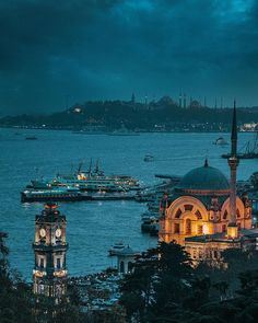 Istanbul City, Istanbul Travel, Istanbul Turkey, City Photography, Landscape Photography, Wonderful Places, Beautiful Places, Amazing Places, Places To Travel