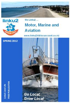 Motor and Marine - Hibiscus Coast cover summer Hibiscus, Aviation, Engineering, Coast, Summer, Summer Time, Technology, Aircraft