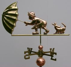 Standard People Weathervanes Archive