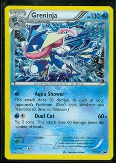 Afbeeldingsresultaat voor pokemon kaarten greninja