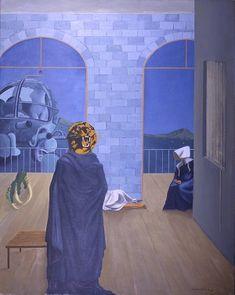 Conroy Maddow, 'La Salpetriere', 1976