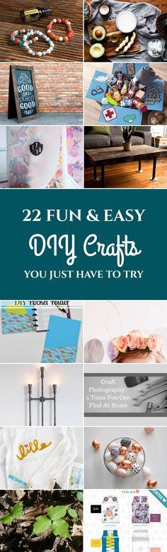 22 Fun & Easy DIY Crafts You Just Have To Try