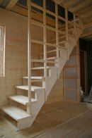 Stairs Design Railing Loft 38 Super Ideas You are in the right place about Stairs Here we offer you the most beautiful pictures about the Stairs color you are looking for. When you examine the Stairs Design Railing Loft 38 Super Ideas Garage Stairs, Tiny House Stairs, Garage Loft, Loft Stairs, Basement Stairs, Deck Stairs, Wooden Staircases, Wooden Stairs, Stairways