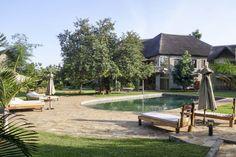 Weru River Lodge - Tansania