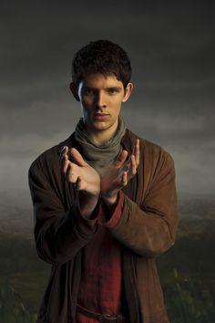 """Merlin S4 Colin Morgan as """"Merlin"""""""