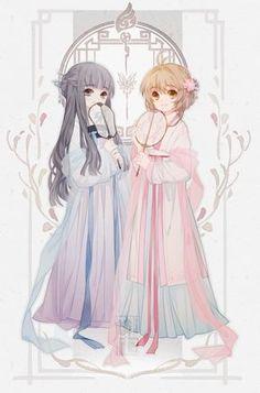 Tomoyo & Sakura ❤