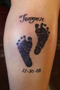 Going to do this at some point with Jakob's feet!