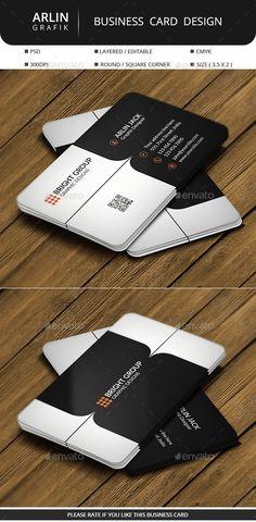 Creative Business Card Template #design Download: http://graphicriver.net/item/creative-business-card/11220869?ref=ksioks