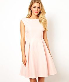 Simple dress to wear for a summer wedding