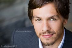 Example of Corporate Headshot approachable/accessible not intimidating