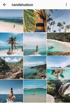 Instagram Beach, Foto Instagram, Instagram Tips, Instagram Fashion, Instagram Feed, Feed Goals, Blue Filter, Wander, Bali