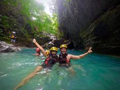 Canyoneering Kawasan Falls, Dive Resort, Cebu, Diving, Outdoor Decor, Home, Women's Side Tattoos, Scuba Diving, Ad Home