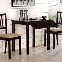 Tiny Kitchen With Dining Table  Httpnilgostar  Pinterest Custom Small Rectangular Kitchen Table Decorating Design