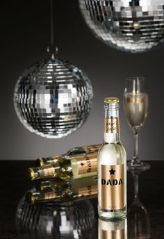 DADA Sparkling Wine on Packaging of the World - Creative Package Design Gallery