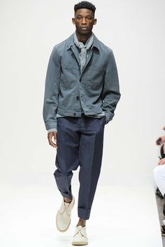 Margaret Howell Spring 2015 Menswear - Collection - Gallery - Style.com