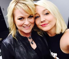 Carolyn Dawn Johnson and RaeLynn