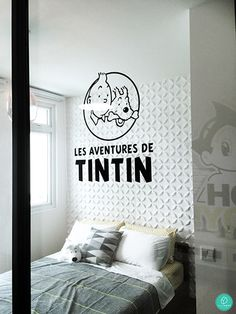 Wolf-Woof-Astro-Boy-Tintin-Bedroom https://blog.qanvast.com/7-homes-you-never-imagined-existed-in-singapore/