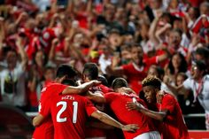 Benfica v RB Leipzig: Expect goals from both teams Football Today, Sports Scores, Bt Sport, Close Shave, Letting Go Of Him, The Visitors, Champions League, Manchester United, Premier League