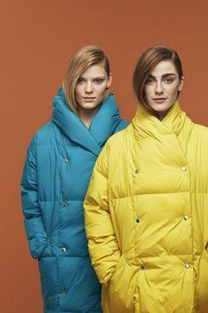 Marimekko Hubba and Bubba coats