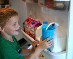 milk tap