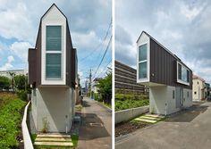 Hiroshi Tanigawa. Casa japon