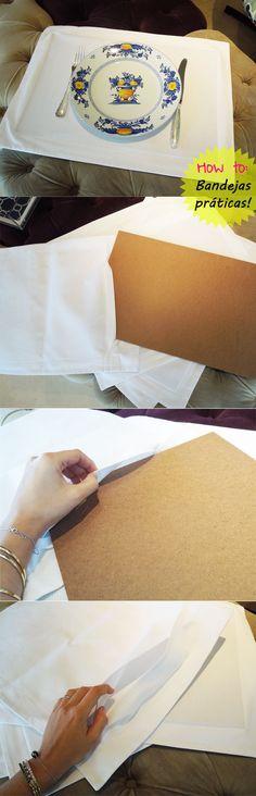 Bandejas de colo personalizadas by blogdamariah (decoracao, casa, cozinha, jantar, como fazer, economia)