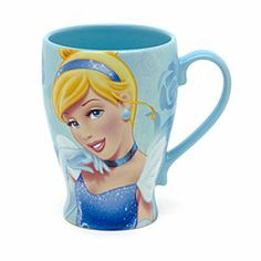 Disney Cinderella - Glanzbecher