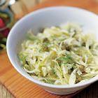 Venkelsalade met citroendressing en kappertjes - recept - okoko recepten