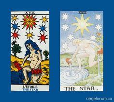 7 Facets of the Tarot Star Card