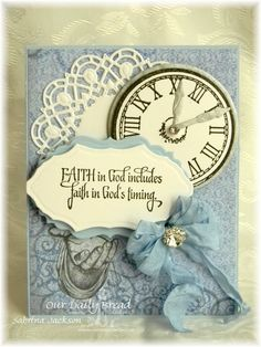 Stamps - Our Daily Bread Designs ODBD Christian Faith Paper Collection, God's Timing, ODBD Custom Doily Dies, ODBD Custom Vintage Labels Dies, ODBD Custom Vintage Flourish Pattern Diese, ODBD Custom Matting Circles Dies, ODBD Custom Circle Ornaments Dies