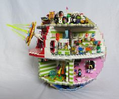 LEGO Friends Death Star: That's No Play Date…