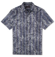Amalfi - Fabric spun, woven & printed in Como, Italy. Handcrafted in Hawaii, USA. $175