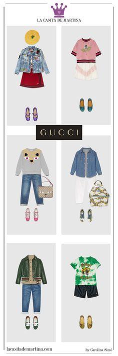 #lacasitademartina #gucci #modainfantil #kids #kidswear ♥ Glamour a la italiana by GUCCI Kids ♥ Blog de Moda Infantil : Blog de Moda Infantil, Moda Bebé y Premamá ♥ La casita de Martina ♥