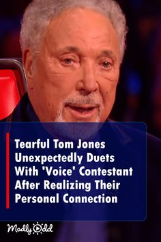 Tom Jones and Peter Donegan perform a spontaneous duet and bring The Voice coaches to tears. It was a very special moment that clearly meant a lot to both men. The Voice Videos, Music Videos, Dance Music, Music Songs, Tom Jones Songs, Sir Tom Jones, Show Video, Entertainment Video, Music Mood