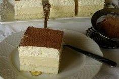 Ledové smetanové kostky | NejRecept.cz Vanilla Cake, Tiramisu, Cheesecake, Ethnic Recipes, Food, Trifles, Cheesecakes, Essen, Meals