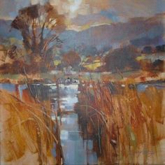 Chris Forsey, Acrylics