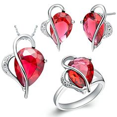 Virgin Shine Platinum Plated Rhinestone Drop Wings Jewelry Sets Red VIRGIN SHINE http://www.amazon.com/dp/B00KWGC6XQ/ref=cm_sw_r_pi_dp_0veLub02Q5AMF