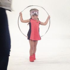 How adorable is this Kardashian Kids look? Coming #summer2014!