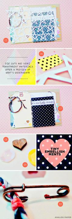 DIY // Snail Mail // Gift Idea
