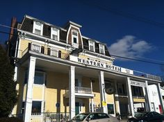 Western Hotel in Callicoon, NY