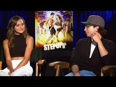 Step Up All In: Adam G. Sevani & Alyson Stoner Junket Interview --  -- http://www.movieweb.com/movie/step-up-all-in/adam-g-sevani-alyson-stoner-junket-interview