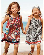Girls Pillowcase Dress cute summer dresses for little girls