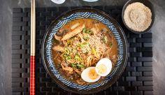 Spicy Chicken Ramen | Good Chef Bad Chef