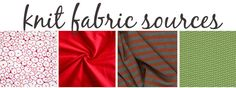 Buy knit fabric here.