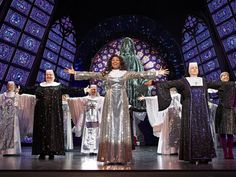 sister act at the ronacher