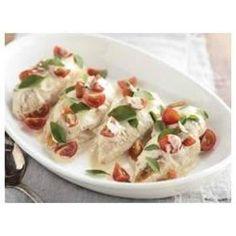 Chicken in Creamy Pan Sauce Recipe - All Recipes & ZipList