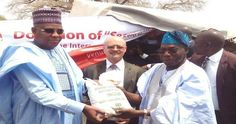 Former President Olusegun Obasanjo has called on the international community to help tackle the humanitarian crisis in the North East ravaged by the Boko Haram insurgency.  Obasanjo made the appeal at the donation of 35930 kilograms of seeds by the International Institute of Tropical Agriculture (IITA) to Borno State Government in Maiduguri yesterday.  We call on the international community for help. Yes the Boko Haram terrorists are on the run but the Boko Haram menace has not been…
